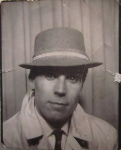 Dad was a handsome devil!