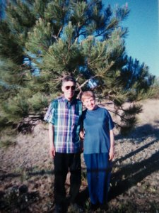 Mom and Dad in Ruidoso.