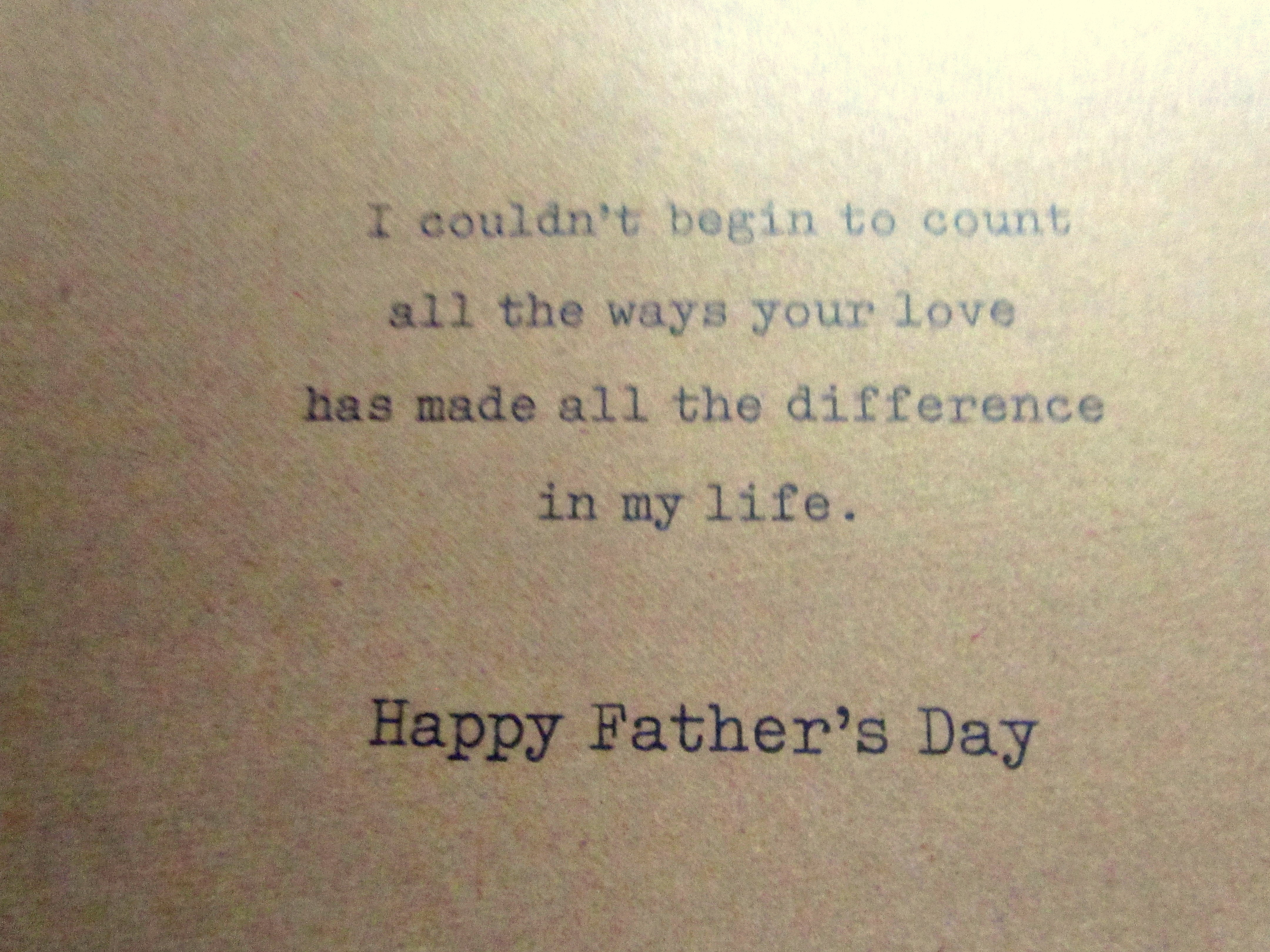 Fathers Day Wishes The Memories Project
