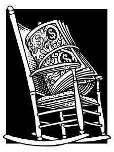 dollar-chair