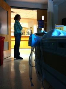 Joy mom hospital