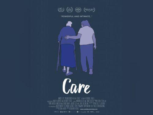 care poster custom