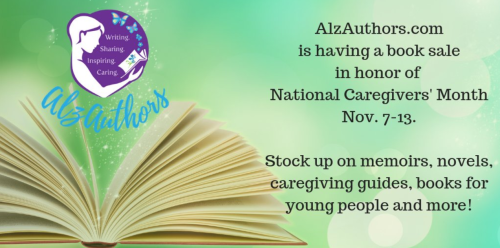 alzauthors book sale promo