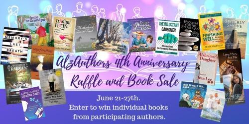 alzauthors book sale 0619