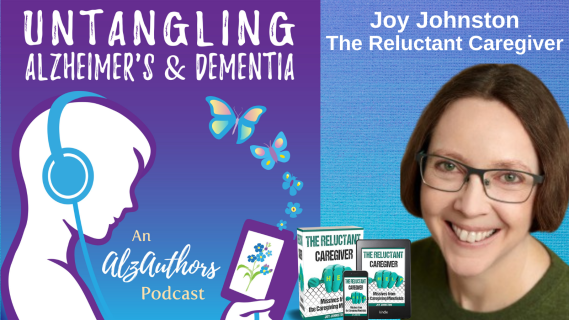 Joy Johnston RC podcast promo
